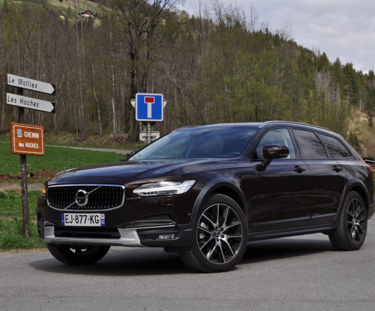 essai volvo v90 cross country d5 awd luxe luxe calme et volupt volvo passion. Black Bedroom Furniture Sets. Home Design Ideas