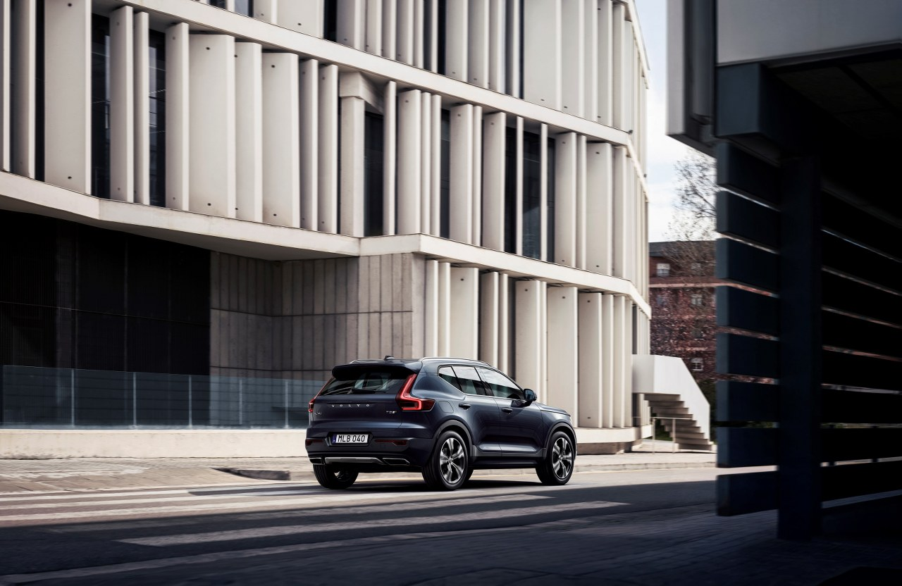 volvo xc40 un 3 cylindres et la finition inscription luxe volvo passion. Black Bedroom Furniture Sets. Home Design Ideas