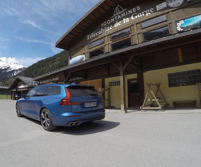 Essai Volvo V60
