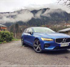 Essai Volvo V60 Une