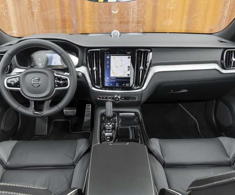 Volvo S60 T8 Polestar