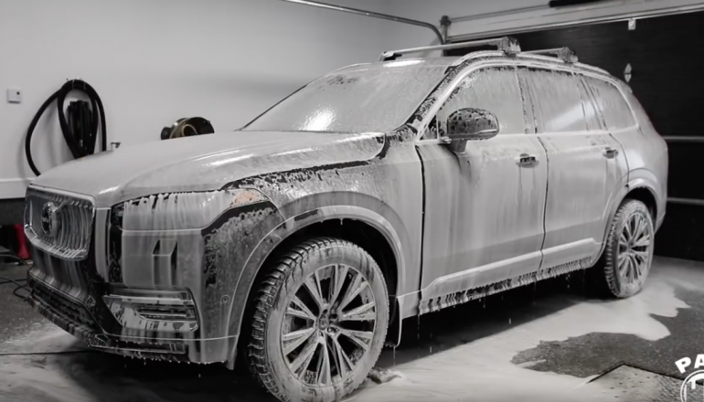 Detailling Volvo XC90